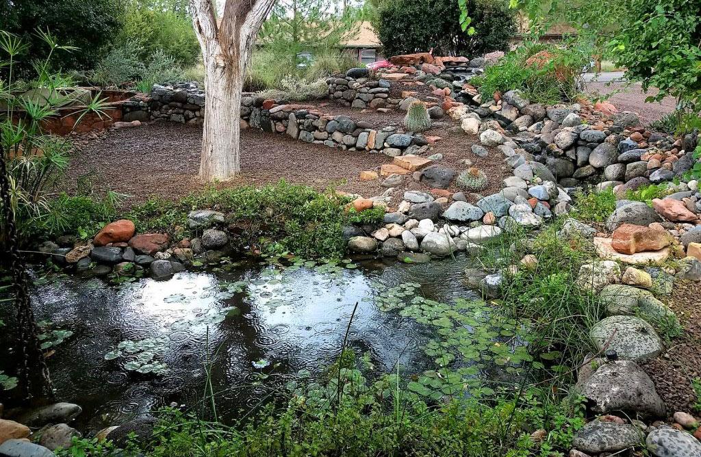 Beautiful Landscaping by Blue Raven Landscape + Design